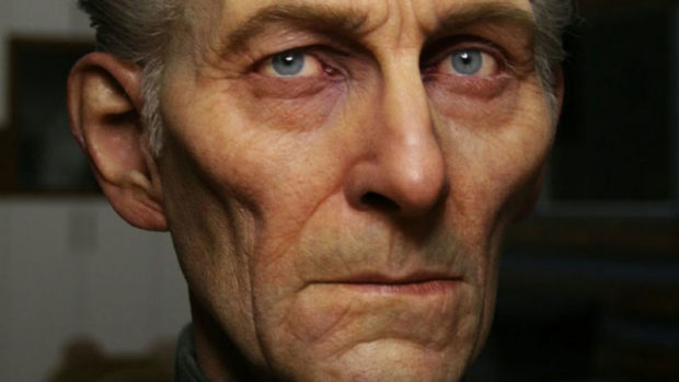 peter cushing doctor