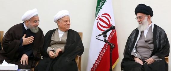 ALI KHAMENEI ROUHANI