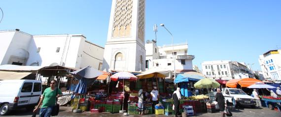 TUNIS STREET