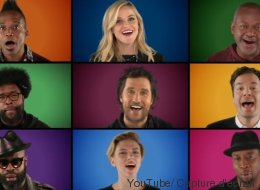 Jimmy Fallon chante Noël, coincé entre Paul McCartney et Reese Witherspoon