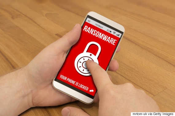 cellphone ransomware