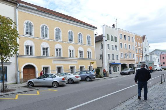 hitler house austria