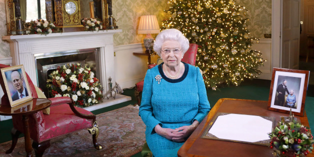 Queen Elizabeth II says it's time to take a 'deep breath'