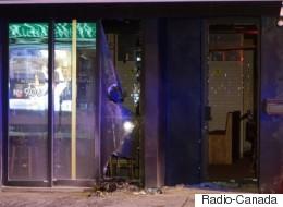 Deux restaurants montréalais attaqués