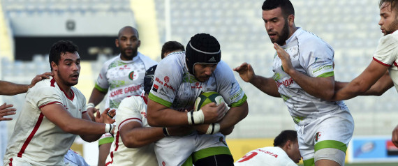 ALGERIA RUGBY