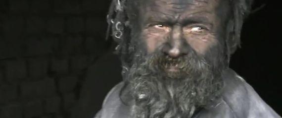 DIRTIEST MAN IN EUROPE