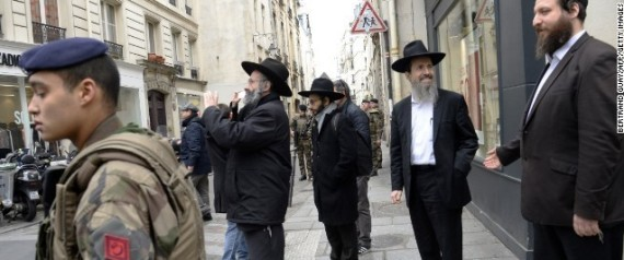 JEWS IN FRANCE