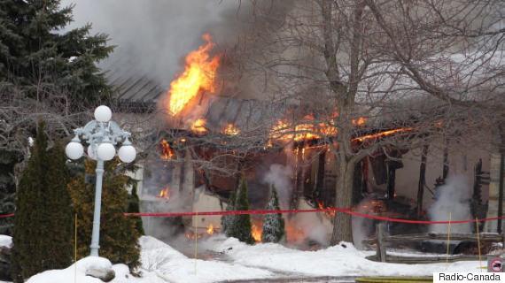 incendie spa strom