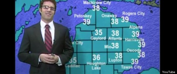 Tom Murphy Weatherman