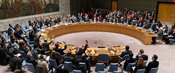 ISRAEL IN THE SECURITY COUNCIL