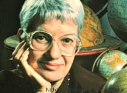 Une pionnière de l'astronomie s'est éteinte