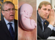 Abortion In Canada: Stephen Woodworth And Brad Trost Become Voice For Silent Social Conservative MPs