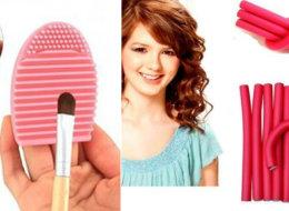 11 منتجاً مثالياً للأشخاص الذين لا يُجيدون وضع مستحضرات التجميل والعناية بالشعر