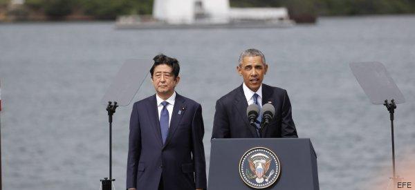 EEUU y Japón sellan su alianza en Pearl Harbor sin perdones mutuos
