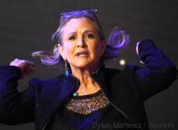 Finalement, Carrie Fisher n'apparaîtra pas dans le neuvième épisode de «Star Wars»