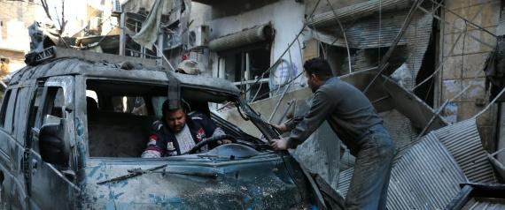 SYRIA DEIR EZZOR