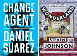 5 كتب يَنصح بقراءتها رئيس البحوث بمعهد ماساتشوستس للتكنولوجيا في 2017