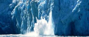 Glacier Breaking