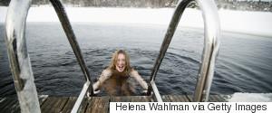 SWIM WINTER WATER