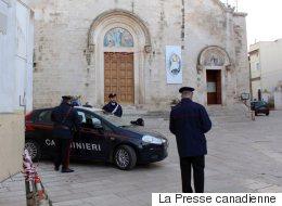 Polémique en Italie autour d'une messe pour un mafieux montréalais