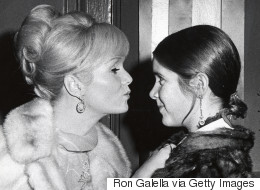 Debbie Reynolds And Carrie Fisher: Their Legendary Mother-Daughter Moments