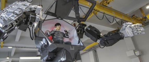 METHOD 1 KOREA ROBOT