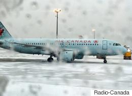 Des passagers d'Air Canada à Halifax parlent d'une nuit cauchemardesque