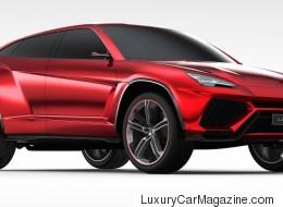 Un moteur hybride dans le prochain VUS Lamborghini