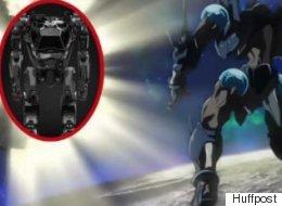 Avant, ces robots n'existaient que dans les mangas. Mais, ça, c'était avant