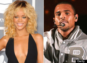 Rihanna Chris Brown Grammy Performances