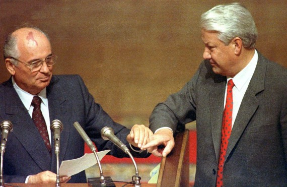 boris yeltsin 1991