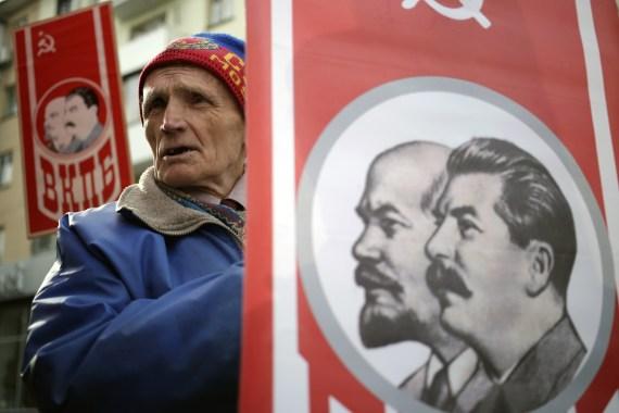 soviet union stalin