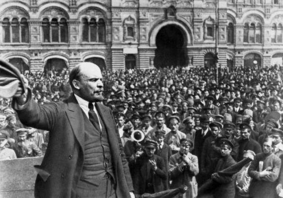 bolchevique revolucion