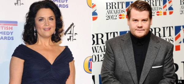Ruth Jones And James Corden Weight Loss Makes Gavin And ...