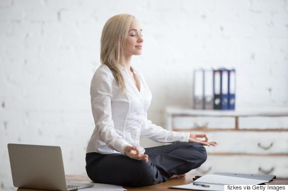 meditation office