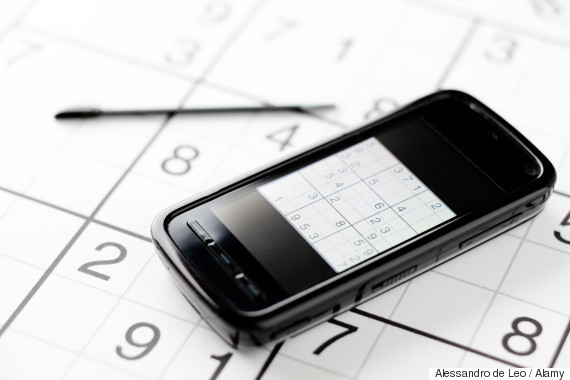 smartphone numbers game