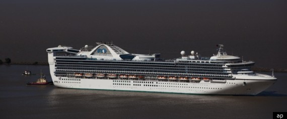 PRINCESS CRUISES NOROVIRUS