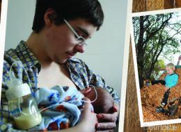 Ces hommes qui allaitent: «La maternité n'est pas une question de sexe»