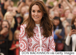 The Duchess Of Cambridge Had A REALLY Expensive Wardrobe This Year
