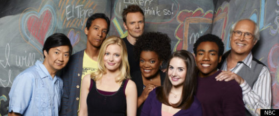 Community Season 3 Death