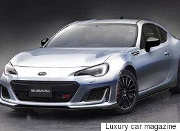 Une version STi de la Subaru BRZ enfin une réalité