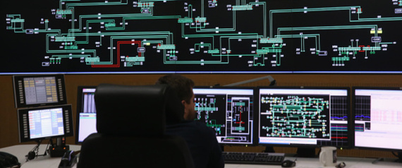 RUSSIAN HACKERS BROKE INTO THE ELECTRIC GRID TO OM