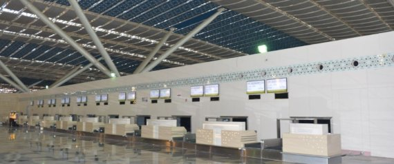 KING FAHD AIRPORT IN DAMMAM