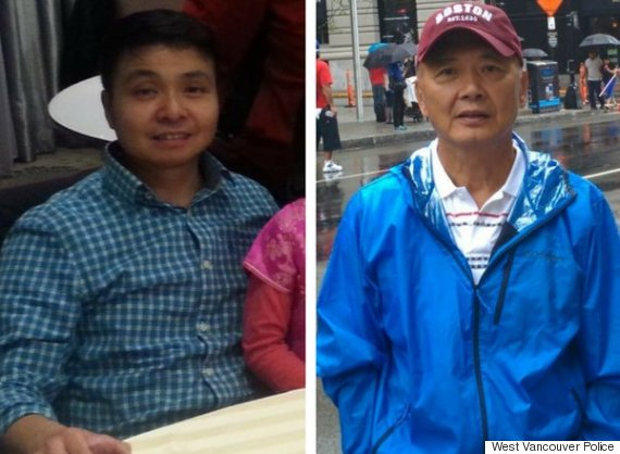 missing hikers roy lee chun sek lam