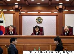 역사를 바꾼 역대 헌법재판소의 4가지 판결
