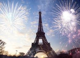 شاهد صور الاحتفالات حول العالم بالعام الجديد 2017