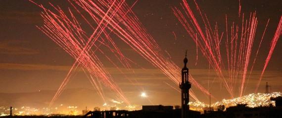 SYRIA 2017