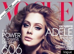 Comeback Kid: Adele Is US Vogue's March Covergirl