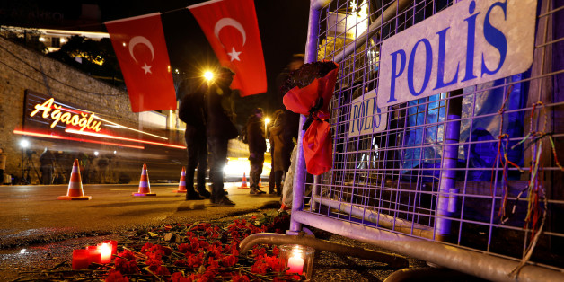 Istanbul nightclub massacre may have foreign intelligence link