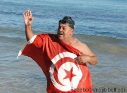 Le Tunisien Néjib Belhedi, élu Homme de l'année 2016, dans la catégorie